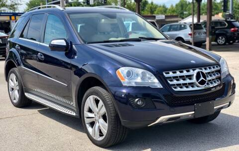 2010 Mercedes-Benz M-Class for sale at Auto Target in O'Fallon MO
