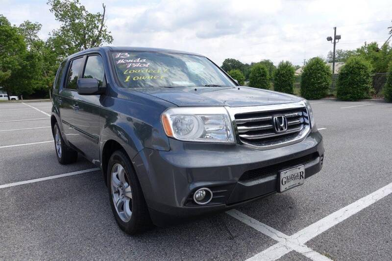 2013 Honda Pilot for sale at Womack Auto Sales in Statesboro GA