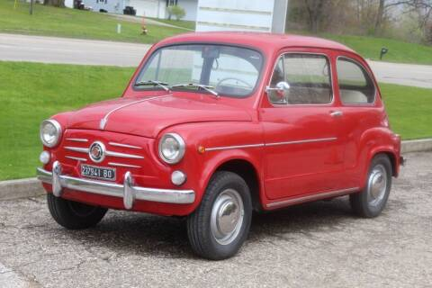 1965 FIAT 600D for sale at Rallye Import Automotive Inc. in Midland MI