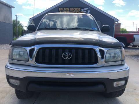 2004 Toyota Tacoma for sale at Dalton George Automotive in Marietta OH