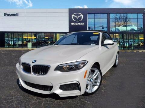 2016 BMW 2 Series for sale at Mazda Of Roswell in Roswell GA