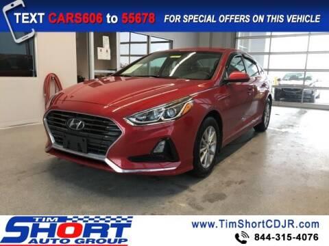 2019 Hyundai Sonata for sale at Tim Short Chrysler in Morehead KY