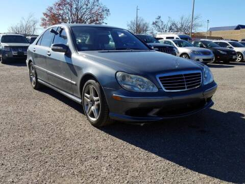2006 Mercedes-Benz S-Class for sale at Buy Here Pay Here Lawton.com in Lawton OK