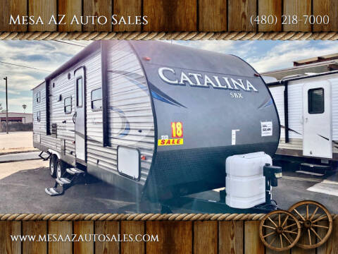 2018 Coachmen Catalina for sale at Mesa AZ Auto Sales in Apache Junction AZ