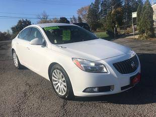 2012 Buick Regal for sale at FUSION AUTO SALES in Spencerport NY