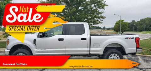2019 Ford F-250 Super Duty for sale at Government Fleet Sales in Kansas City MO