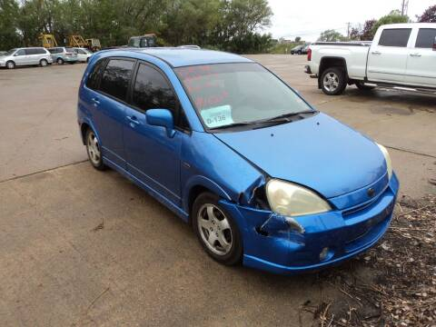 2004 Suzuki Aerio for sale at Barney's Used Cars in Sioux Falls SD