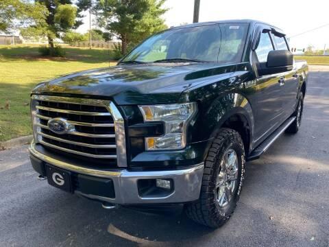 2015 Ford F-150 for sale at El Camino Auto Sales Gainesville in Gainesville GA