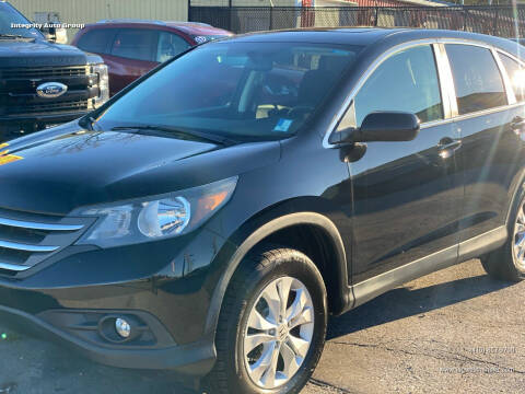 2013 Honda CR-V for sale at Integrity Auto Group in Westminister MD