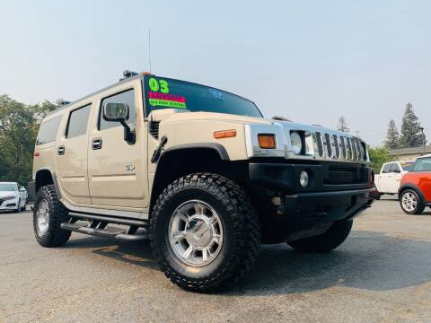 2005 HUMMER H2 for sale at Alpha AutoSports in Sacramento CA