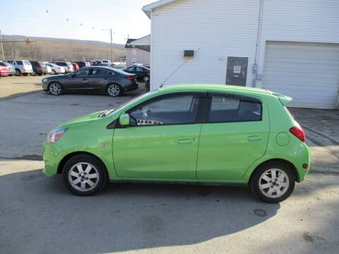 2014 Mitsubishi Mirage for sale at ROUTE 119 AUTO SALES & SVC in Homer City PA