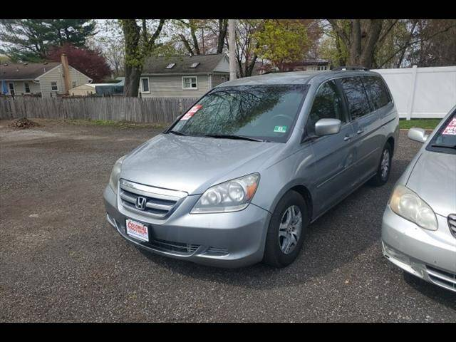 2006 Honda Odyssey for sale at Colonial Motors in Mine Hill NJ