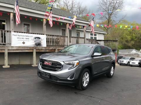 2018 GMC Terrain for sale at Flash Ryd Auto Sales in Kansas City KS