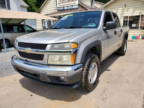 2006 Chevrolet Colorado for sale at Auto Town Used Cars in Morgantown WV