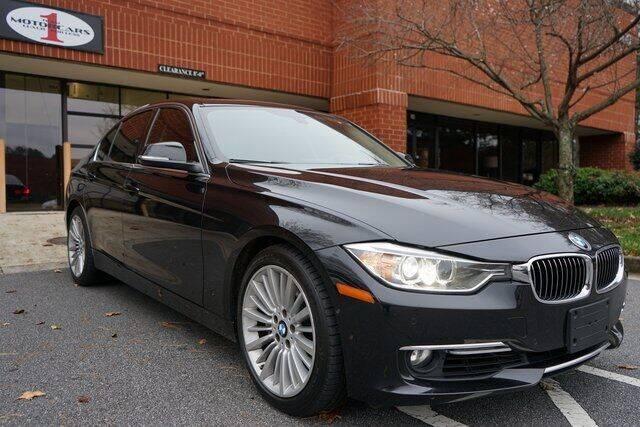 2013 BMW 3 Series for sale at Team One Motorcars, LLC in Marietta GA