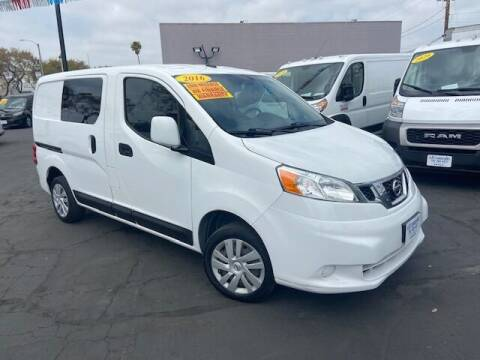2016 Nissan NV200 for sale at Auto Wholesale Company in Santa Ana CA