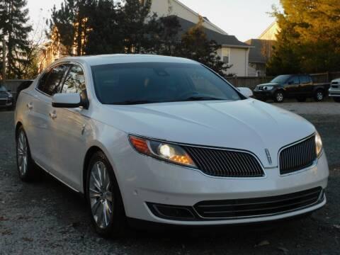 2013 Lincoln MKS for sale at Prize Auto in Alexandria VA