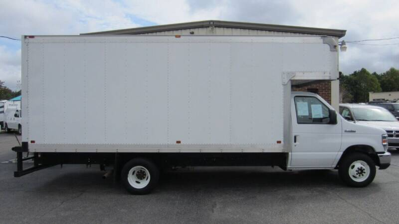 2019 Ford E-Series Chassis for sale at Vans Of Great Bridge in Chesapeake VA