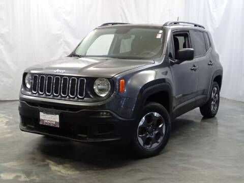 2017 Jeep Renegade for sale at United Auto Exchange in Addison IL