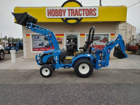 2020 LS MT225S for sale at Hobby Tractors - New Tractors in Pleasant Grove UT