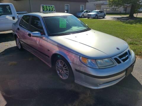 2005 Saab 9-5 for sale at Van Kalker Motors in Grand Rapids MI