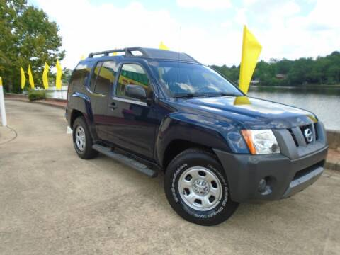 2008 Nissan Xterra for sale at Lake Carroll Auto Sales in Carrollton GA