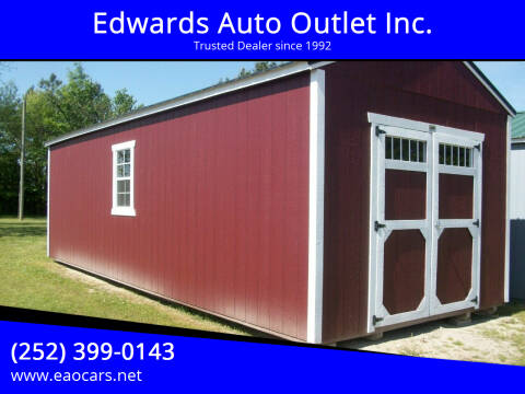 2020 xx Old Hickory Buildings 12X28 Utility Building for sale at Edwards Auto Outlet Inc. in Wilson NC