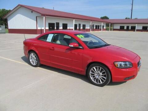 2008 Volvo C70 for sale at New Horizons Auto Center in Council Bluffs IA