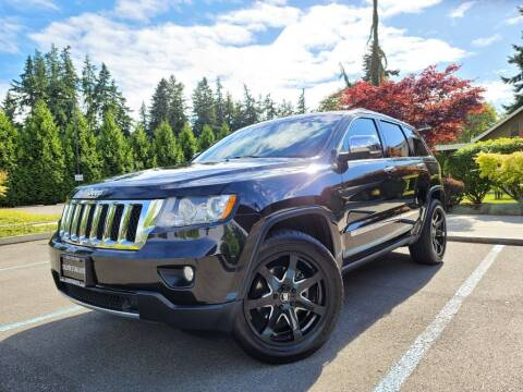 2013 Jeep Grand Cherokee for sale at Silver Star Auto in Lynnwood WA