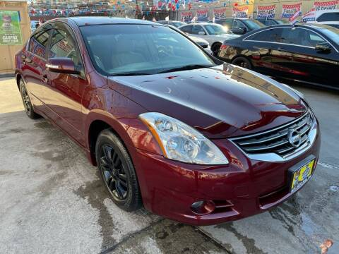 2010 Nissan Altima for sale at Elite Automall Inc in Ridgewood NY