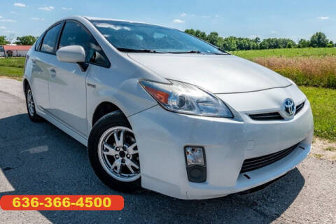 2010 Toyota Prius for sale at Fruendly Auto Source in Moscow Mills MO