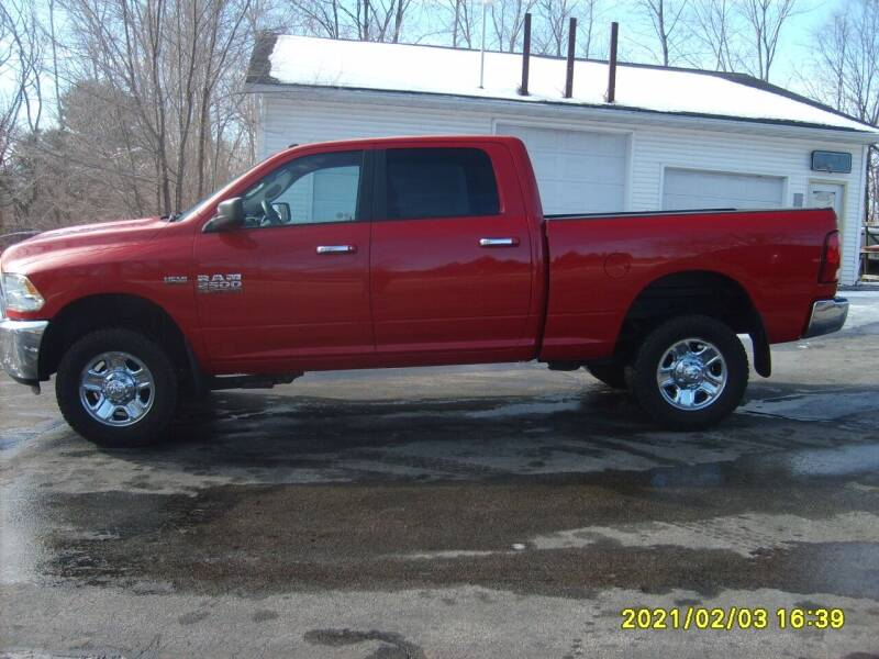 2014 RAM Ram Pickup 2500 for sale at Northport Motors LLC in New London WI