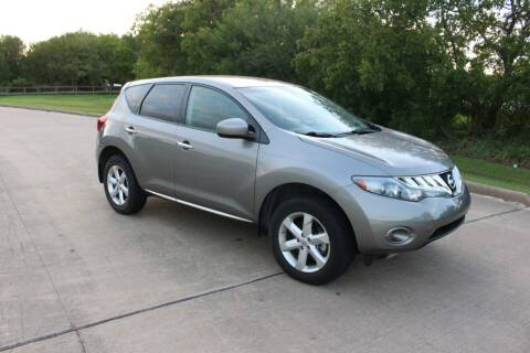 2010 Nissan Murano for sale at Clear Lake Auto World in League City TX
