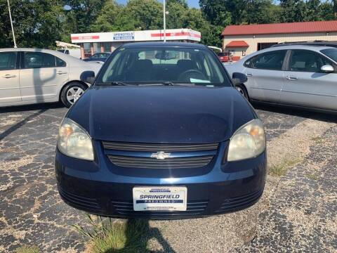 2010 Chevrolet Cobalt for sale at SPRINGFIELD PRE-OWNED in Springfield IL
