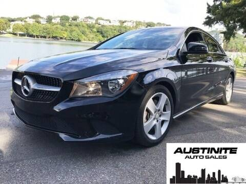 2016 Mercedes-Benz CLA for sale at Austinite Auto Sales in Austin TX