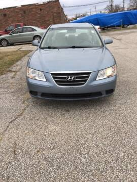 2009 Hyundai Sonata for sale at Northstar Autosales in Eastlake OH
