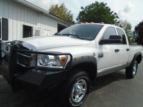 2009 Dodge Ram Pickup 2500 for sale at NORTHLAND AUTO SALES in Dale WI