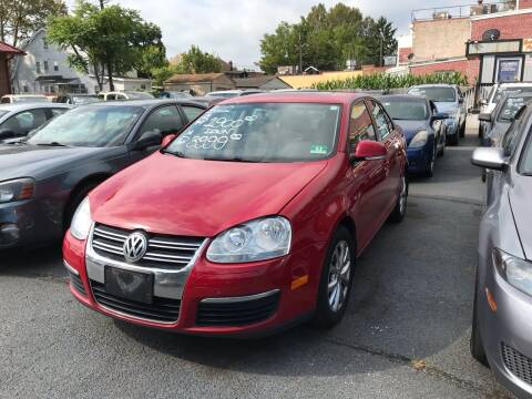 2010 Volkswagen Jetta for sale at Chambers Auto Sales LLC in Trenton NJ