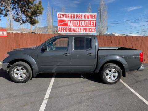 2011 Nissan Frontier for sale at Flagstaff Auto Outlet in Flagstaff AZ