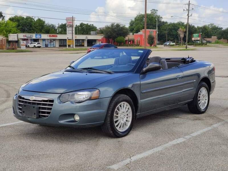 2006 Chrysler Sebring for sale at Loco Motors in La Porte TX
