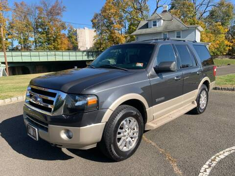 2007 Ford Expedition for sale at Mula Auto Group in Somerville NJ