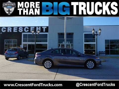 2020 Toyota Camry for sale at Crescent Ford in Harahan LA