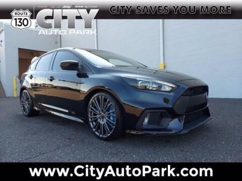 2017 Ford Focus for sale at City Auto Park in Burlington NJ
