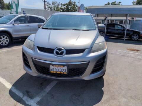 2010 Mazda CX-7 for sale at Best Deal Auto Sales in Stockton CA