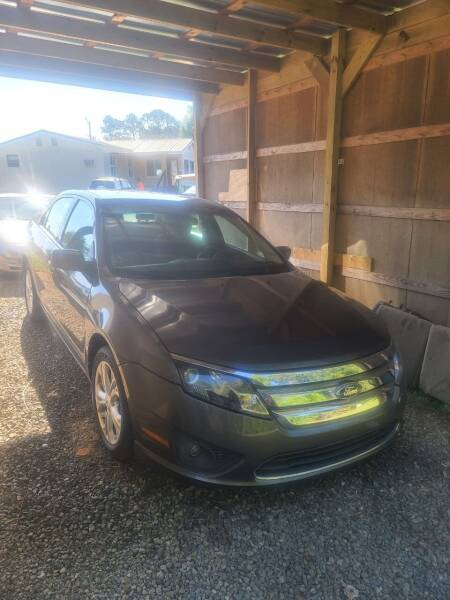 2012 Ford Fusion for sale at Lakeview Auto Sales LLC in Sycamore GA