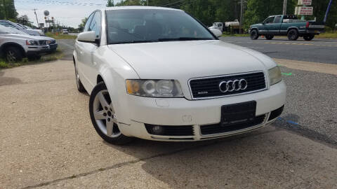 2005 Audi A4 for sale at PRESTIGE MOTORS in Fredericksburg VA