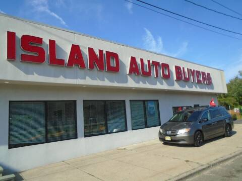 2012 Honda Odyssey for sale at Island Auto Buyers in West Babylon NY
