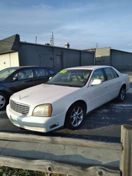2005 Cadillac DeVille for sale at D and D All American Financing in Warren MI