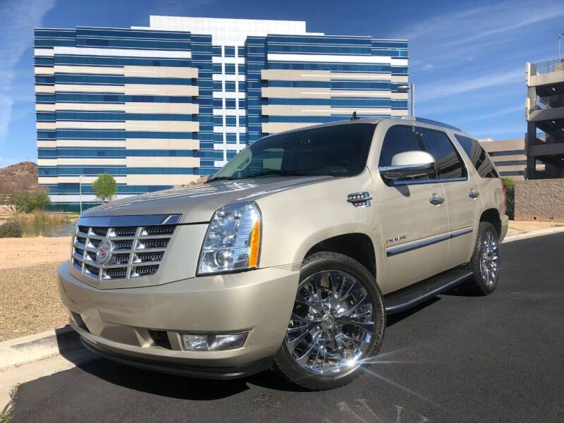 2013 Cadillac Escalade for sale at Day & Night Truck Sales in Tempe AZ