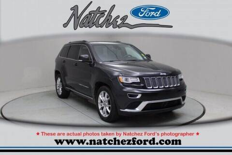 2015 Jeep Grand Cherokee for sale at Auto Group South - Natchez Ford Lincoln in Natchez MS